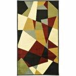 Covor Decorino Modern & Geometric C116-030507, 67 x 120 cm, polipropilena, Multicolor
