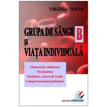Grupa de sânge B şi viaţa individuală