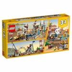 LEGO® Creator Roller Coaster-ul Piratilor 31084
