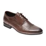Pantofi OTTER maro, F01891, din piele naturala