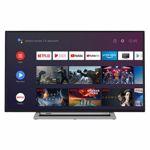 "Televizor LED Toshiba 147 cm (58"") 58UA3A63DG, Ultra HD 4K, Smart TV, WiFi, CI+"
