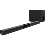 Soundbar Philips HTL2163B/12, 120 W, Bluetooth, 2.1 (Negru)
