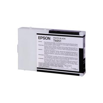 Epson T6051 - Cartus Imprimanta Photo Black pentru Epson Stylus Pro 4880