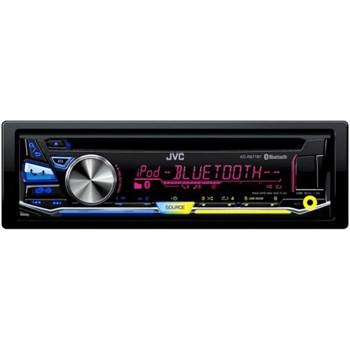 Player Auto JVC KD-R971BT, 4x50W, USB, Bluetooth, iluminare culori variabile