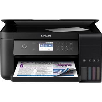 Multifunctionala InkJet Color Epson EcoTank L6160 Duplex Retea Wireless A4 c11cg21402