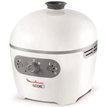 Masina de paine Moulinex OW120130, 580 W, 500 g, 6 programe, Alb