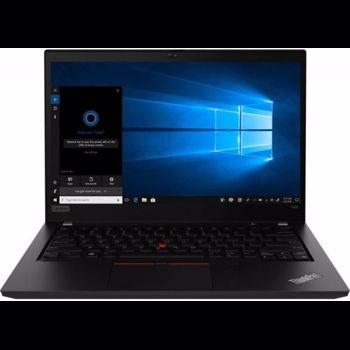 Laptop Lenovo ThinkPad T490 Intel Core (8th Gen) i7-8565U 512GB SSD 8GB Win10 Pro FullHD Black 20n2000nri
