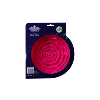 Forma din silicon Trandafir