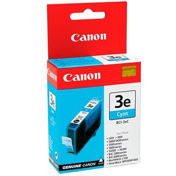 Canon Toner BCI-3EC, CYA Cyan BJ Inktank BEF47-3141300