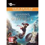 Assassin's Creed Odyssey Gold Edition PC (licenta electronica Uplay)