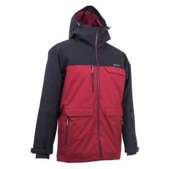 Jachetă Schi Snowboard Slide 500 Negru bărbaţi WED'ZE