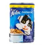 Felix Fantastic cu Pui, Plic 100 g