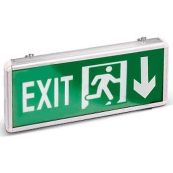 Lampa, indicator in jos, exit, emergenta