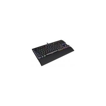 Tastatura Gaming Mecanica Corsair K65 LUX Compact RGB LED Cherry MX Red Layout EU ch-9110010-eu