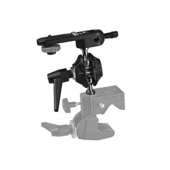 Manfrotto 155 Double Ball Joint Head with Camera Platform
