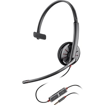 Casca Mono Call-Center Plantronics Blackwire 215 plc00204