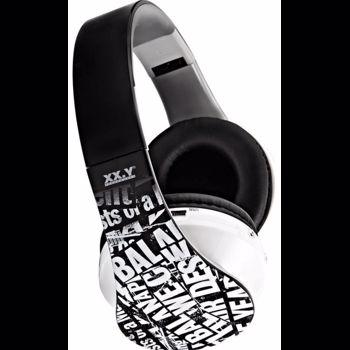 Casti audio cu MP3/FM XX.Y HP-8810 Dynamic (Negru)