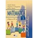 Matematica clasa 4 caietul elevului Partea 2 - Aurel Maior Angelica Calugarita Elena Maior 973-679-376-1