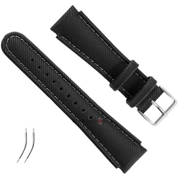 Curea (bratara) Suunto BLACK SYNTHETIC FABRIC STRAP KIT SS011004000
