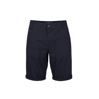 Pantaloni chino scurti albastru-inchis s.Oliver