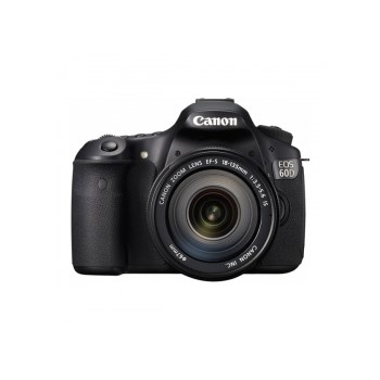 Canon EOS 60D kit 18-135mm F/3.5-5.6 IS - 18 MPx, LCD 3