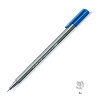 Liner 0.3mm, gri, STAEDTLER Triplus