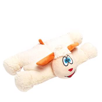 SNOWY THE SHEEP TRAVEL PILLOW
