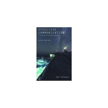 Effective Communication, editura Palgrave Macmillan Higher Ed