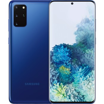 TELEFON SAMSUNG GALAXY S20 PLUS, 6.7 INCH, DUAL SIM, 8GB RAM, 128GB, AURA BLUE