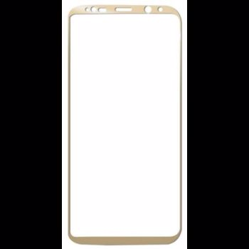 Folie Sticla Magic 3D Full Cover pentru Samsung Galaxy S8 Plus, Auriu