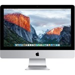 "Apple Sistem Desktop All-In-One iMac 27"", Retina 5K, Procesor Intel Quad Core i5 3.30GHz, Broadwell, 8GB, 2TB, AMD R9 M395 2GB, OS X El Capitan, INT KB"