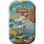 Pokemon Trading Card Game Galar Pals Mini Tin Scorbunny
