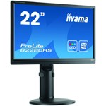 "Monitor iiyama ProLite B2280HS, 22"", negru"