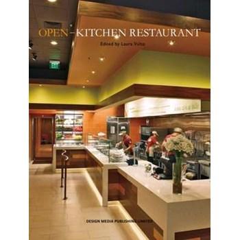 Open Kitchen Restaurant (Arhitectură comercială)