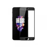 Folie de protectie din sticla securizata 4D OnePlus 5 Tempered Glass (Fata)