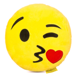 Perna decorativa Emoji Pupacios Happy Face DZLR68BBM