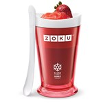 Pahar pentru Preparare Slush sau Shake Zoku ZK113 RD Rosu ZK113 RD