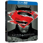 BATMAN V SUPERMAN: DAWN OF JUSTICE Steelbook [3DBD] [2016]