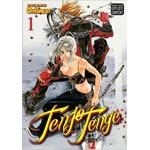 Tenjo Tenge, Vol. 1: Full Contact Edition 2-in-1 (Tenjo Tenge, nr. 1)