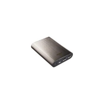 Baterie Externa ADATA Portable PV110 10400 mAh Titanium