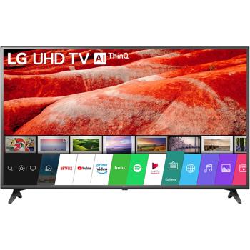 """Televizor LED LG 109 cm (43"""") 43UM7050, Ultra HD 4K, Smart TV, WiFi, CI+"""