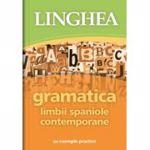 Gramatica limbii spaniole contempotane, editura Linghea