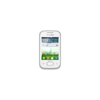 Telefon Mobil Samsung S5302 Galaxy Pocket Duos (Alb)