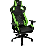 Scaun gaming Tt eSPORTS by Thermaltake GT Fit negru-verde