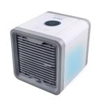 Mini racitor de aer, 3 viteze selectabile si 7 lumini LED, Beper, P206RAF200