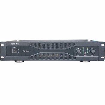 AMPLIFICATOR 2X500W MAX POWER, SA1000