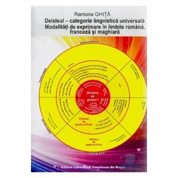 Deixisul - Categorie lingvistica universala. Mod de exprimare in ro, fr si maghiara - Ramona Ghita