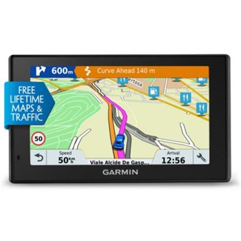 Sistem de navigatie GPS Garmin DriveSmart 51 LMT-S EU 5.0 GarminDriveSmart51LMTS