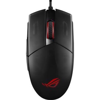 Mouse Gaming ASUS ROG Strix Impact II, 6200 DPI, USB, RGB (Negru)