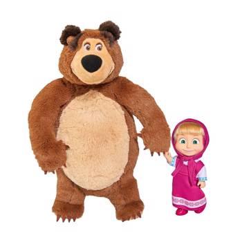 Masha and The Bear Set